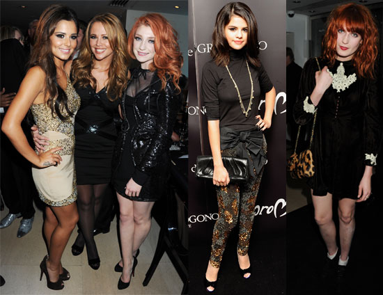 Cheryl Cole's Jewellery Launch