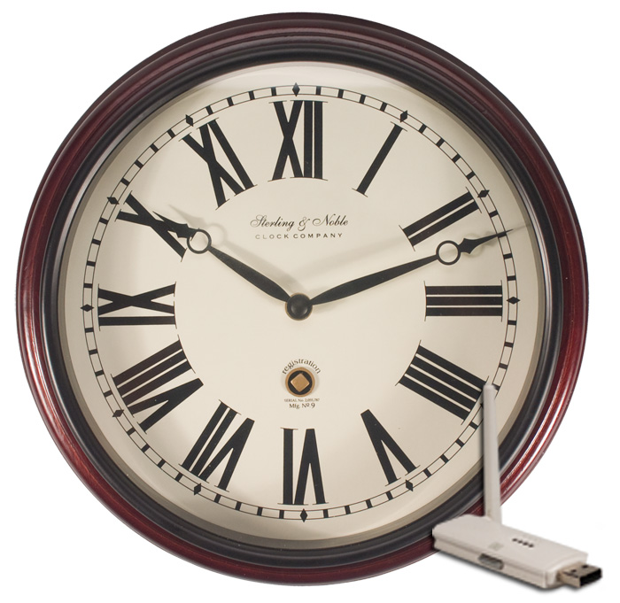 Wall Clock Wireless Digital Hidden Camera ($299)