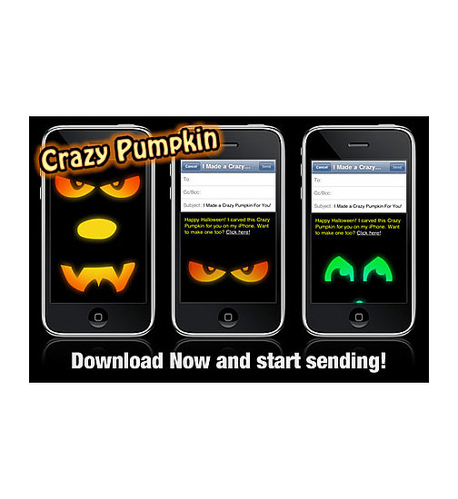 Crazy Pumpkin