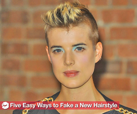 Five Easy Ways Fake New Haircut How did you go from working in the city to a Celebrity Nail Technician?