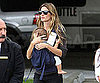 Slide Picture of Gisele Bundchen and Ben in Miami