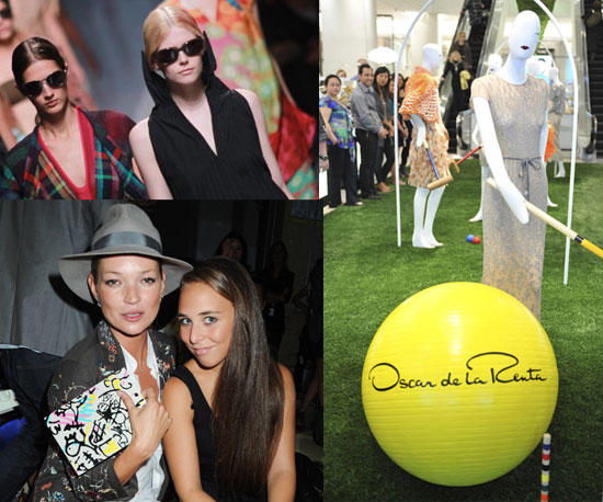 5 Fashion Tidbits — New Kate Moss Line, Rodarte For Opening Ceremony, and More!