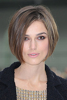 Keira Knightley's New Bob Haircut