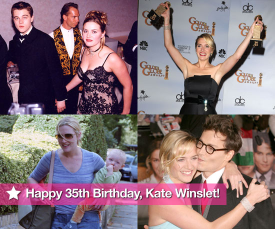 Happy 35th Birthday, Kate Winslet!