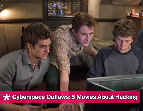 Cyberspace Outlaws: 5 Movies About Hacking