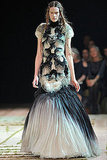Sarah Burton's First Spring Collection For Alexander McQueen