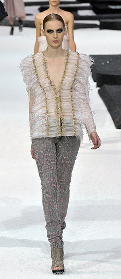 2011 Spring Paris Fashion Week: Chanel