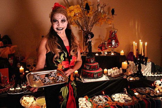 8 Halloween Tricks and Treats From Sandra Espinet