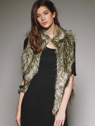 Fur Gilets for Autumn Winter 2010