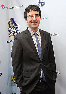 John Oliver to Marry Iraq War Vet Kate Norley