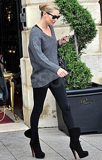 Kate Moss Wears T by Alexander Wang