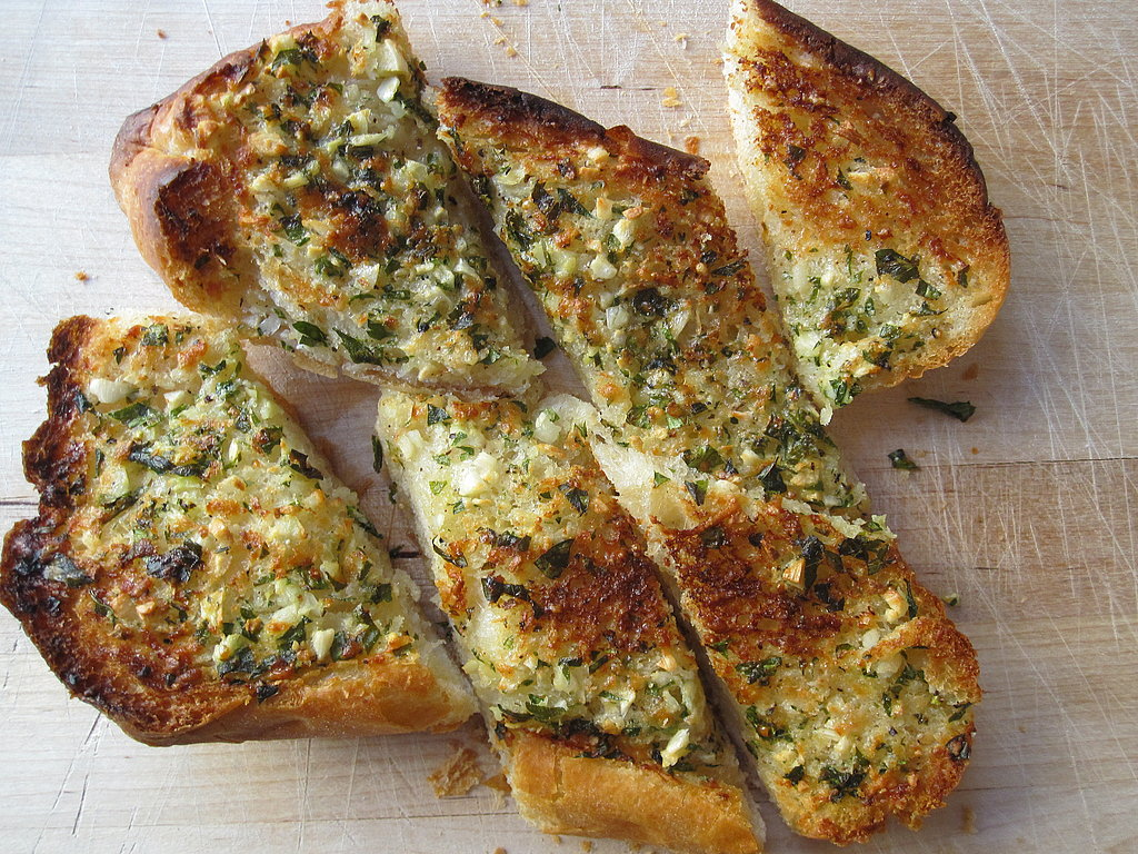 how to cook garlic bread from store