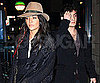 Slide Picture of Jessica Szohr and Ed Westwick Walking Through NYC