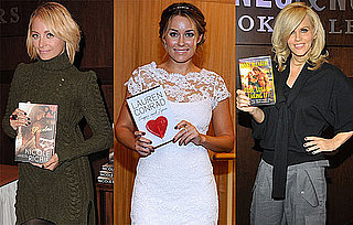 Pictures of Jenny McCarthy, Nicole Richie, and Lauren Conrad on Book Tour