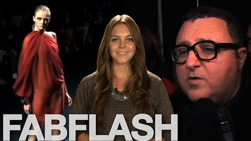Lanvin Paris Fashion Week Spring 2011: Alber Elbaz Interview 2010-10-07 11:28:48