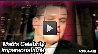 Video of Matt Damon Impersonating Matthew McConaughey and Other Celebrities 2010-10-08 12:45:00