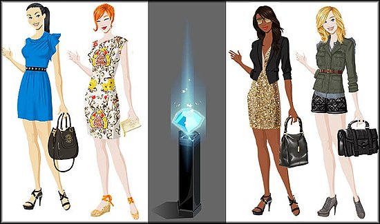 Join our new group, PopSugar's Retail Therapy — Avatar Style, and share your stylish avatar now!