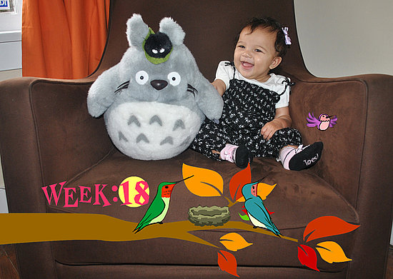 Olivia Lily 18 Weeks Old!!
