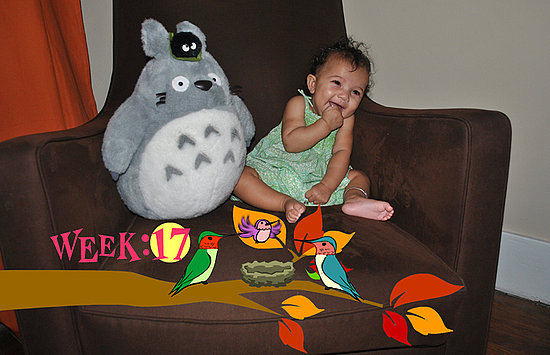 Olivia Lily 17 Weeks Old!!