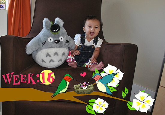 Olivia Lily 16 Weeks Old!!