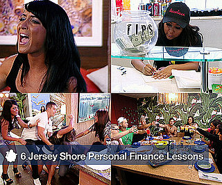 Jersey Shore Personal Finance Lessons