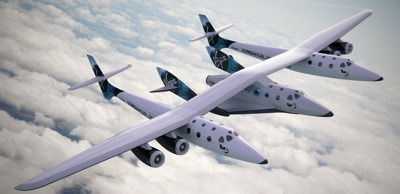Virgin Galactic First Manned Flight