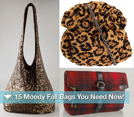 15 Moody Fall Bags You Need Now!