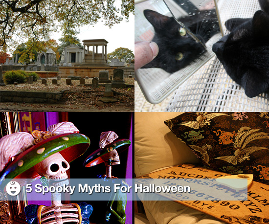 Scary Halloween Myths