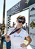 Sara Rue Finishes San Luis Obispo City to Sea Half Marathon With Pictures