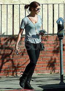 Pictures of Ashley Greene Running Errands in LA 2010-10-12 14:00:00