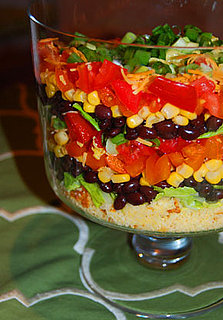 Recipe For Healthy Seven Layer Salad