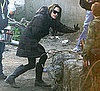 Pictures of Angelina Jolie Directing Her Movie in Budapest, Hungary