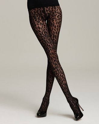 These Wolford Leo Tights ($68) would look wild with a leather miniskirt or leather shorts. Just keep the rest of your look basic so the tights can roar!