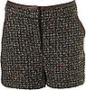 Tweed Shorts for UK Shopping