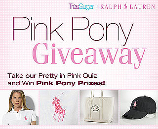 Win Ralph Lauren Pink Pony Items