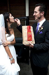 McDonald's Offers Weddings