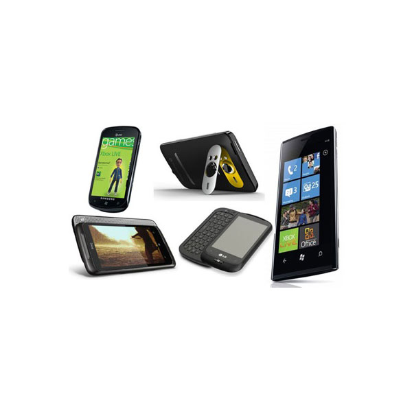 Windows Phone 7 Devices Revealed