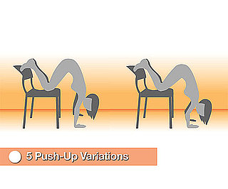 Pictures of Push-Up Variations