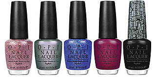 Pictures of Katy Perry's Nail Polish Collection With OPI