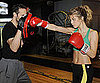 Slide Picture of AnnaLynne McCord Boxing