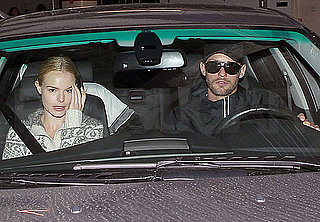 Pictures of Kate Bosworth and Alexander Skarsgard Going to a Movie in LA