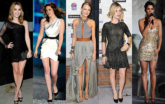 Smoldering Scream Awards Style — Which Look Is Most Fab?