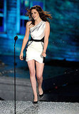 Kristen Stewart in an asymmetrical GUiSHEM by Guillermo M. Jop dress.