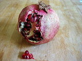 The Fall Food: Pomegranates