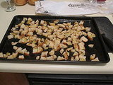 Roast Chicken With Sage Stuffing Recipe 2010-10-19 17:35:51