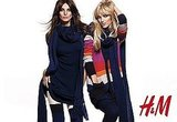 Fab Ad: Daria Werbowy and Anja Rubik Get Cozy Cool For H&M
