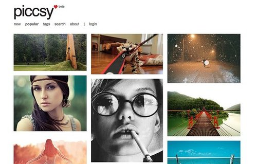 Website of the Day: Piccsy