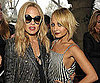 Slide Picture of Nicole Richie and Rachel Zoe at CFDA Vogue Fashion Fund Finalists