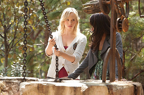 "The Vampire Diaries ""Plan B"" Recap 2010-10-22 06:30:15"