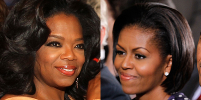 The Influence of Michelle Obama and Oprah Winfrey